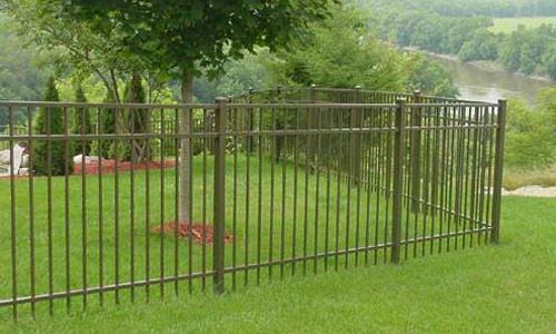 Residential Fences Toledo Fence Amp Supply Co Toledo Ohio